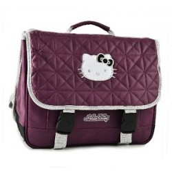 Cartable scolaire 38 cm Hello Kitty