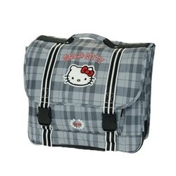 Cartable scolaire 38 cm Alpa Chipie Hello Kitty