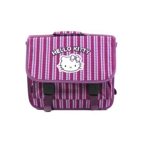 Cartable scolaire 38 cm Hello Kitty