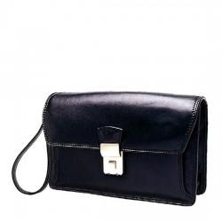 Pochette vide-poche en cuir Katana