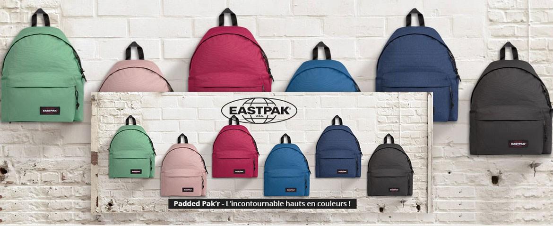 sacs à Dos Eastpak le Modele Emblématique